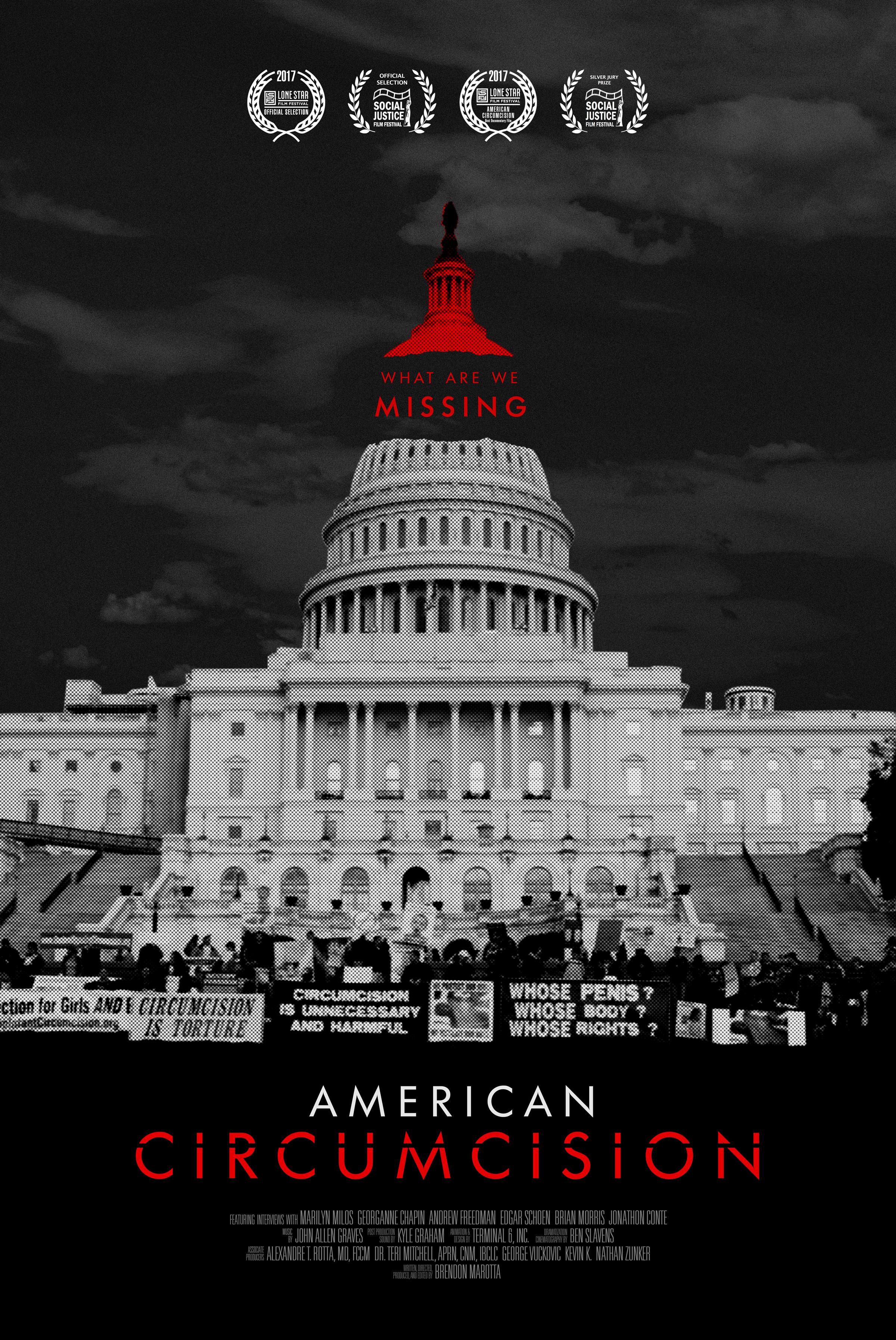 Posters American Circumcision
